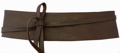 ceinture large cuir kookai,ceinture rouge large tissu,ceinture large souple c33ffe277ff