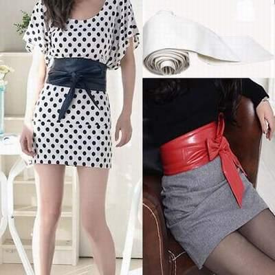ceinture large double tour femme,ceinture large noire grande taille,ceinture  large mango 01f0df3d45d
