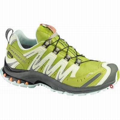 énorme réduction a8a48 54c02 chaussure salomon entretien