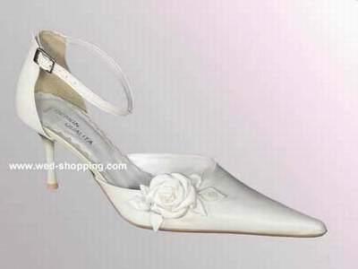 meilleur authentique magasin d'usine invaincu x chaussure pied large mariage
