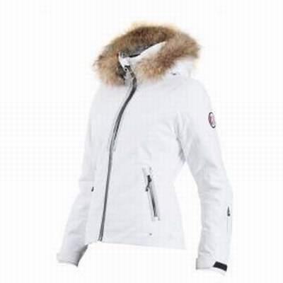 45f7f11b461d doudoune ski femme poivre blanc