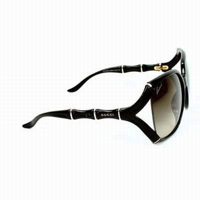 lunette gucci vente privee,monture lunettes gucci vue,lunette soleil gucci  cuir 7405c2198d26