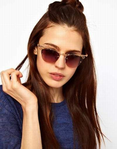 Ray Ban Clubmaster Forme Visage